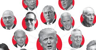 What Role Does The Cabinet Play In Government Trump U0027s 6 Billion Cabinet Mostly Men Mostly White And Not Much
