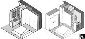 mini salle d eau dans une chambre mini salle d eau dans une chambre studios minis et eaux