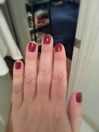 breaking up with shellac onechicklette