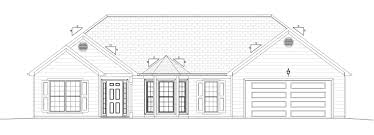 Rivergate Floor Plan by Current Projects Custom Builder In Ga