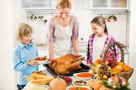 how can help with thanksgiving dinner