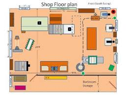 Shop Floor Plans Machine Shop Floor Plans Valine