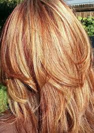 best summer highlights for auburn hair blonde hair with red and auburn lowlights hair and pretty stuff