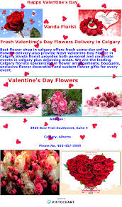 s day flowers gifts vanda florist local calgary flower shop best flower shop in