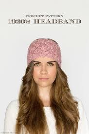 crocheted headbands update your wardrobe with these pretty crochet headbands