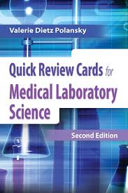 quick review cards for medical laboratory science valerie dietz