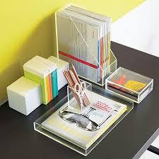 Acrylic Desk Accessories 53 Best Desk Accessories Images On Pinterest Desks Office