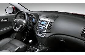 Hyundai I30 2011 Interior Hyundai I30 Interior Image 8