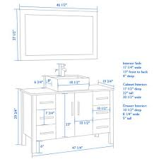 Standard Height For Bathroom Vanity by 11 Best Standard Images On Pinterest Ada Bathroom Bathroom