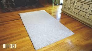 triangle diy rug ace 31 days of color friedia