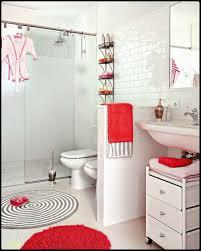 glass shower cabin partition walls toilet paper holder washbasin