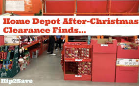 Christmas Tree Decorations Clearance Sale by Home Depot 75 Off Christmas Clearance Save On Lights Ornaments