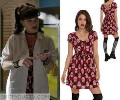 Abby Ncis Halloween Costume Shop Tv Ncis Season 13 Episode 3 Abby U0027s Red Plaid Skull