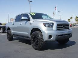 gasoline toyota tundra crewmax limited 5 7l v8 for sale used