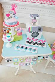 girl party themes instagram birthday party theme for