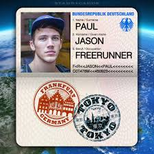 freerunning with jason paul from frankfurt germany to tokyo japan