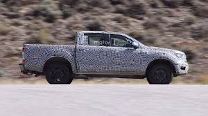 ranger ford 2019 2019 ford ranger spied up close and personal