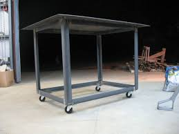 diy portable welding table diy welding table plans pdf clublifeglobal com