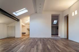 loft conversion with beautiful wooden floor london loft