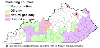 Ky Map Ky Faq Do I Have Oil And Gas Resources