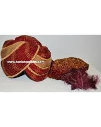 maroon and gold wedding maroon gold wedding turban