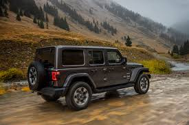 jeep wrangler lowered eight things you may have missed about jeep u0027s new wrangler jl