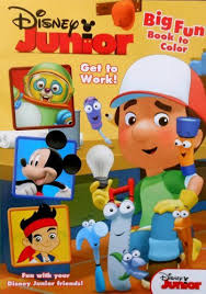 disney junior mickey mouse handy manny gang big fun