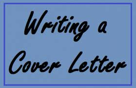 three things you should include in a cover letter honor society