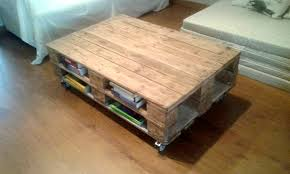 Pallet Coffee Tables Pallet Table 101 Pallets Part 4