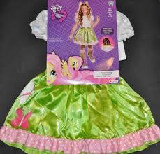 Pony Halloween Costume Girls Pony Equestria Girls Fluttershy Costume Size Small 4 6x