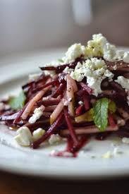 cuisiner la betterave les 25 meilleures idées de la catégorie salade de betteraves crues