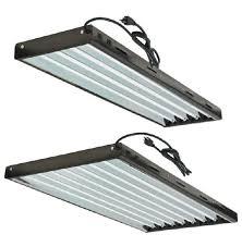 8 Fluorescent Light Fixture T5 Fluorescent Light Fixtures Grow Lights Fluorescent Grow Lights