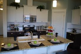 fresh blue kitchen walls with brown cabinets car tuning kitchen