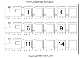 number worksheets for preschool u2013 wallpapercraft