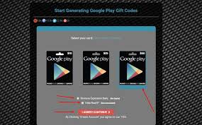 play store gift cards working play gift card online code generator hacks and