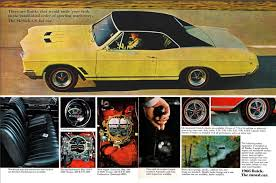Redline Muscle Cars - top 10 muscle cars examples of why hybrids are wussies buick