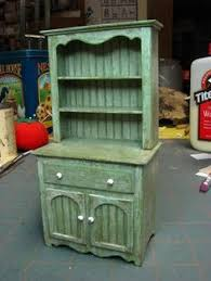 make a simple dollhouse miniature night table with a drawer or