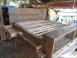 bedroom wonderful reclaimed beds reclaimed wood platform bed diy