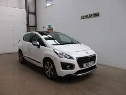 second hand peugeot for sale used peugeot 3008 for sale rac cars