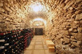 Wine Cellar Wall - wine rack designs wine cellar traditional with antique arcane