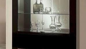 adriana modern black china cabinet 44dadrcc 15jpg dining room