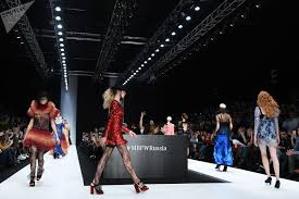 mercedes fashion week lace and velvet mercedes fashion week in russia sputnik