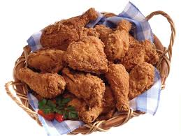 crispy fried chicken legs recipe