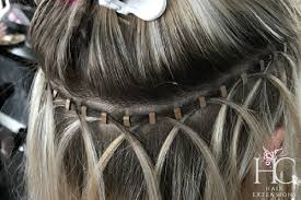 hair candy extensions flat track weave extensions hair candy salon australia brisbane