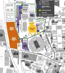 Map Sports Facility Lsu Men U0027s Basketball Parking U0026 Shuttle Info Lsusports Net The