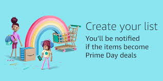 amazon black friday deal notification 2017 amazon prime day deals when is it what u0027s on sale