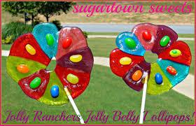 sugartown jolly ranchers jelly belly flops lollipops