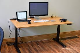 jarvis standing desk review tv stand jarvis standing desk the best desks akomunn com