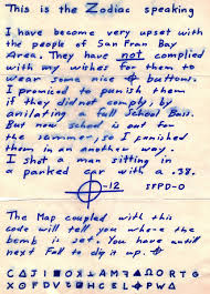 5 absolutely scary bone chilling letters sent by unknown serial