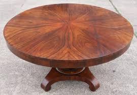 antique centre table designs victorian rosewood round pedestal centre dining table 186228 antique